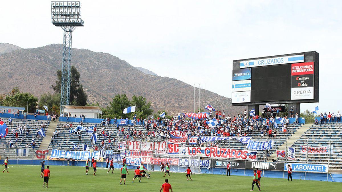 [VIDEO] Así se prepara el Estadio San Carlos de Apoquindo para los partidos de la UC