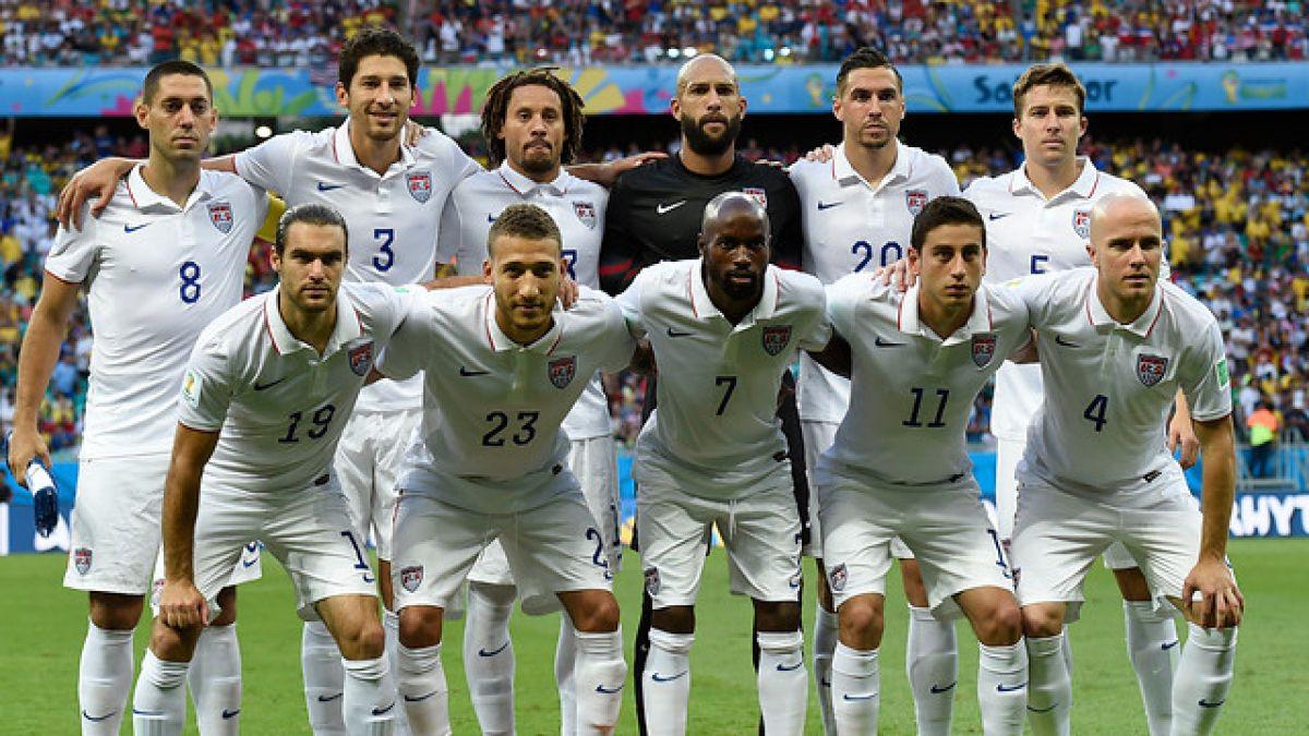México y EE.UU. disputarán el 10 de octubre su paso a la Copa Confederaciones