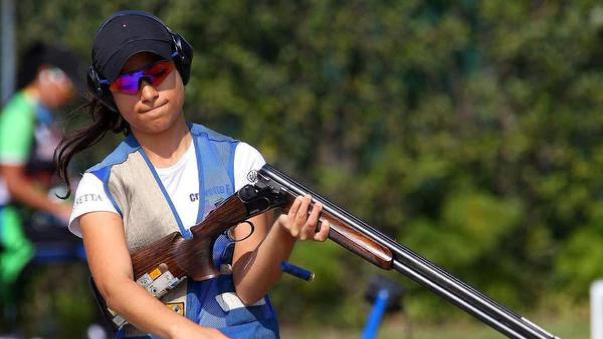 Francisca Crovetto clasifica a los Juegos Olímpicos de Río de Janeiro 2016