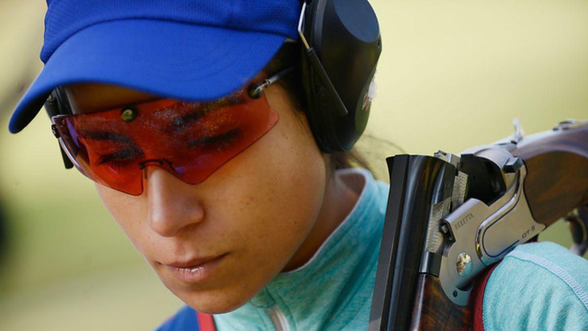 Francisca Crovetto feliz tras clasificar a Río y dedica logro a los chilenos