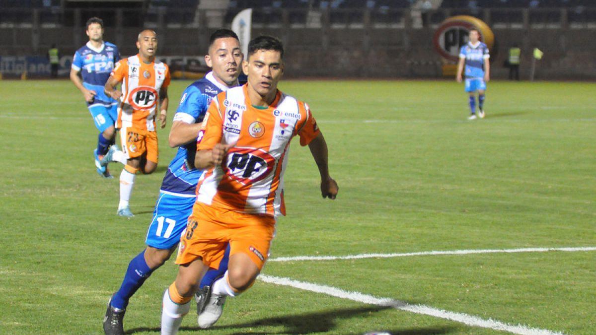Debut del campeón: Cobresal supera por 2-1 a San Marcos en Arica