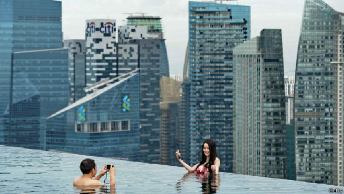De pantanos a rascacielos: los secretos del fantástico éxito de Singapur