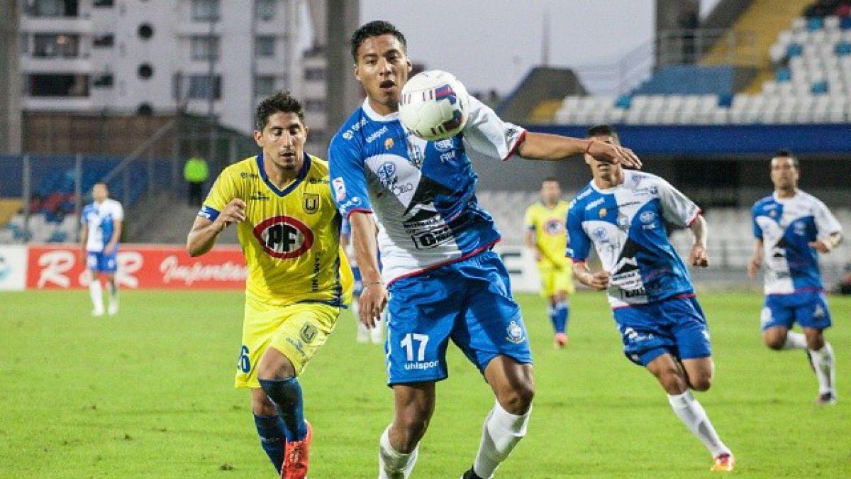 ANFP suspende partido entre Deportes Antofagasta y Universidad de Concepción