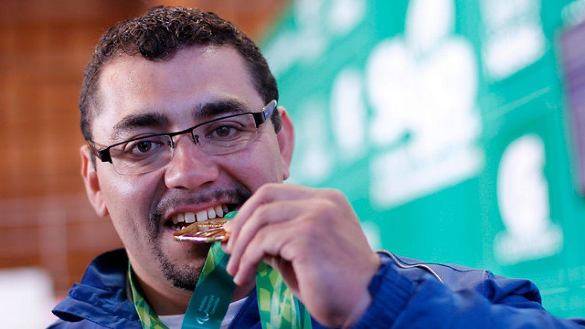 """Garrido y el oro parapanamericano: """"Nos preparamos mucho para este desafío"""""""