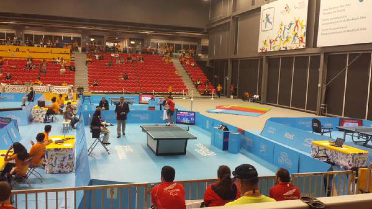 Parapanamericanos: Chile alcanza su tercer oro gracias a tenimesista Matías Pino