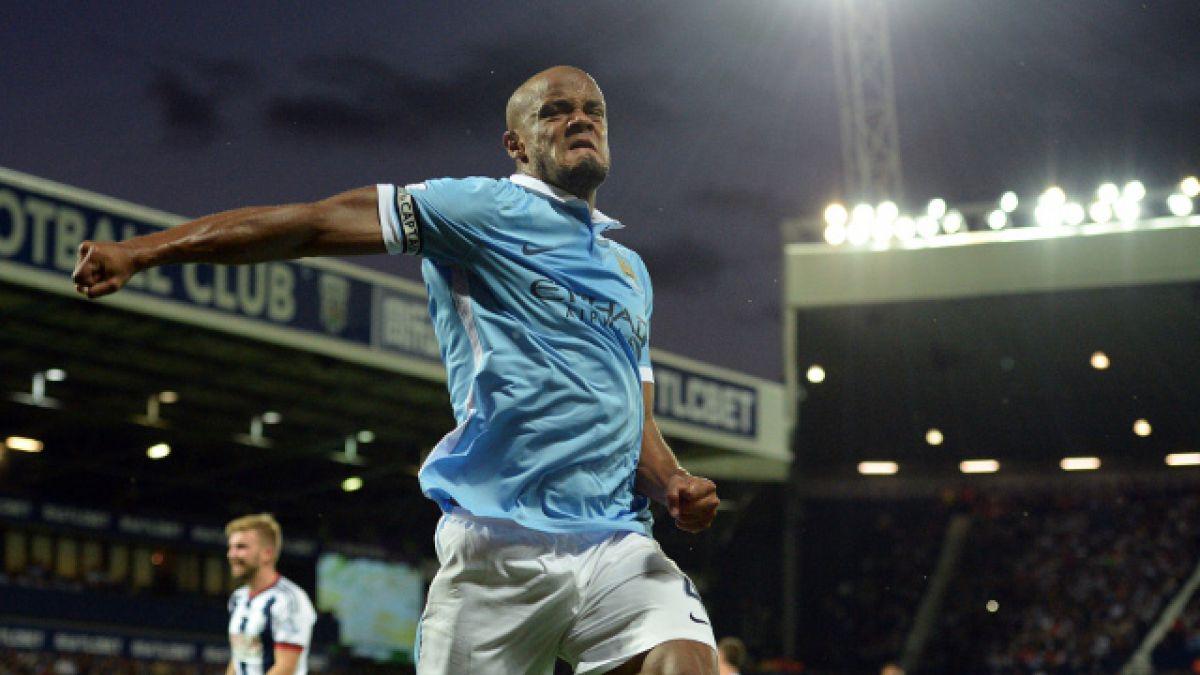 Manchester City arranca la Premier League con una victoria sobre West Bromwich
