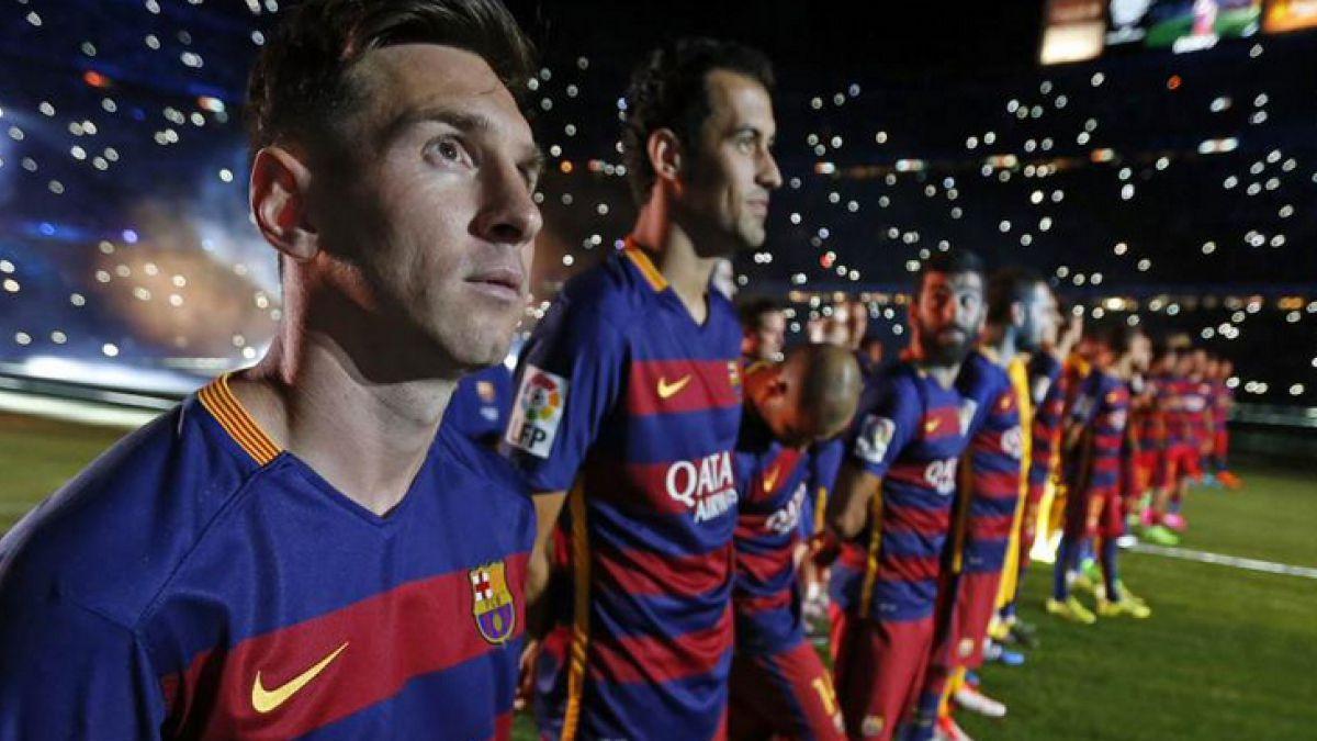 Sin Claudio Bravo, Barcelona y Sevilla definen la Supercopa europea