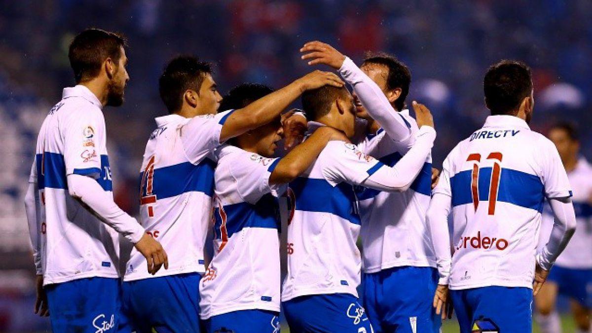 La UC abre el camino de equipos chilenos en la Copa Sudamericana