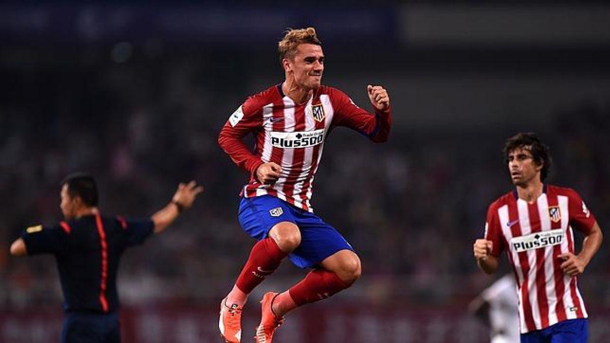 El espectacular golazo del Atlético de Madrid que ha maravillado al mundo