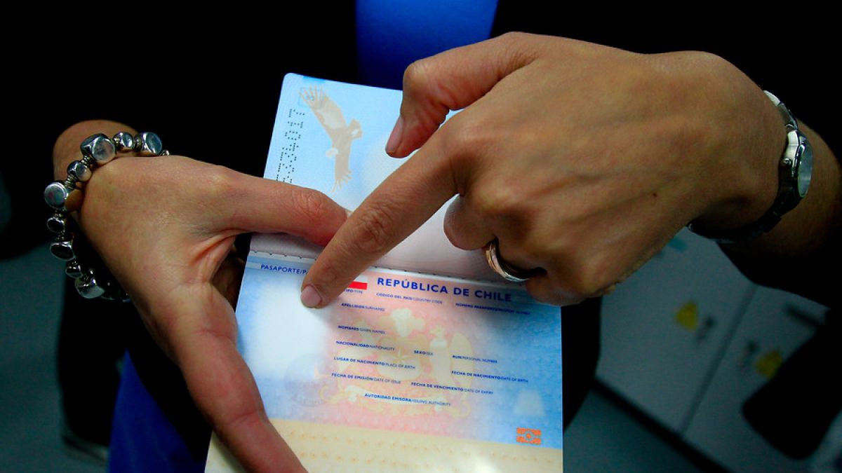 Paises para viajar sin pasaporte desde chile