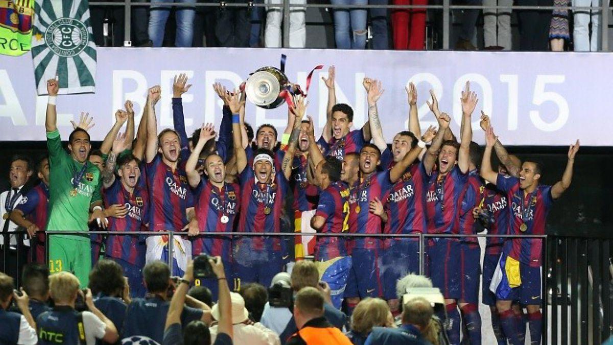 FC Barcelona gana la Supercopa de Europa y Bravo consigue su quinto título del año