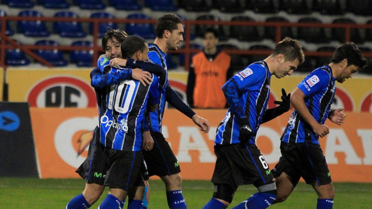 [GOL A GOL] Huachipato cayó frente a Olimpia en su debut por la Copa Sudamericana
