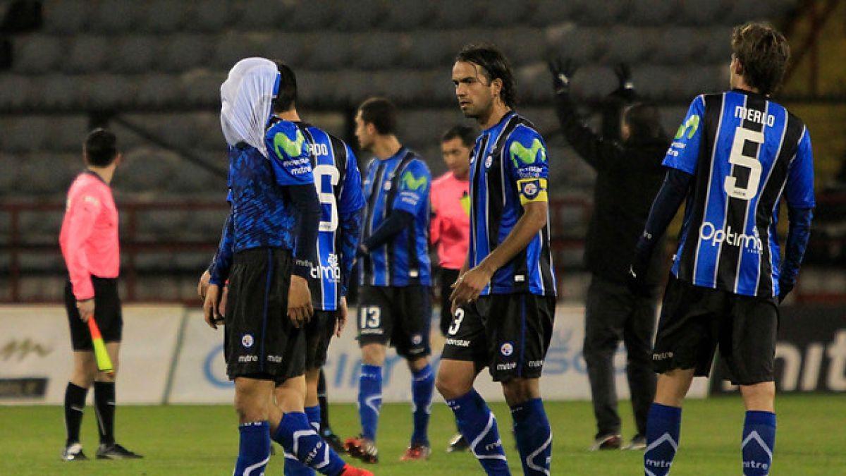 Huachipato pierde como visitante ante Olimpia en su debut por la Copa Sudamericana