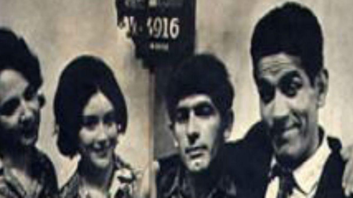 """El litre 4916"" debutó en 1965 en Canal 13"