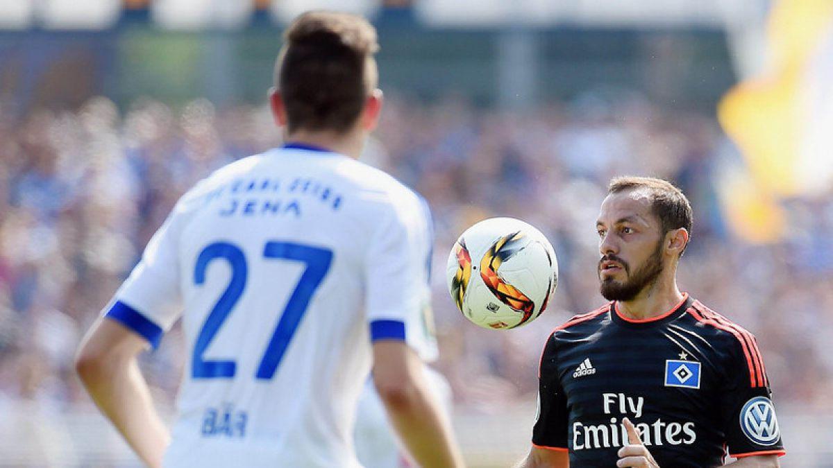 Hamburgo y Marcelo Díaz no pueden ante Hertha Berlín