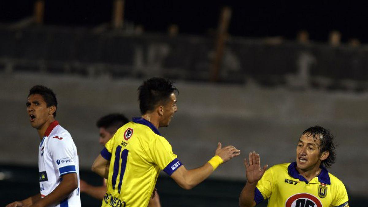 [GOL A GOL] U. de Concepción abre la cuenta en Paraguay por Copa Sudamericana