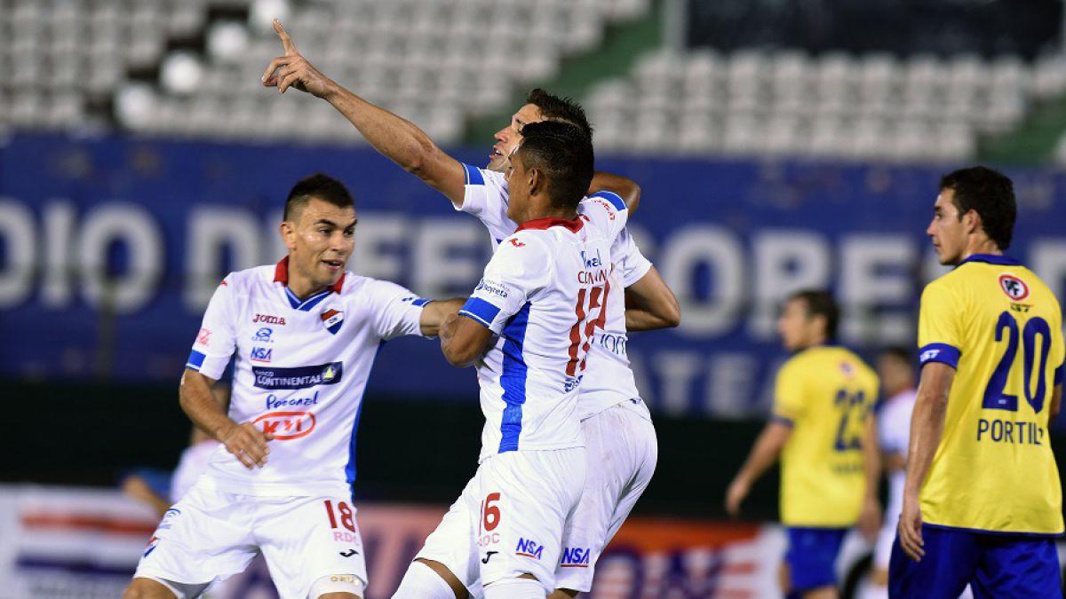 En la agonía la U de Concepción cae en Paraguay en su debut por Copa Sudamericana