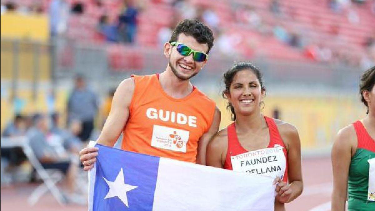 Chile logra nuevo oro en Parapanamericanos: Margarita Faúndez rompe récord  en 1.500 metros planos