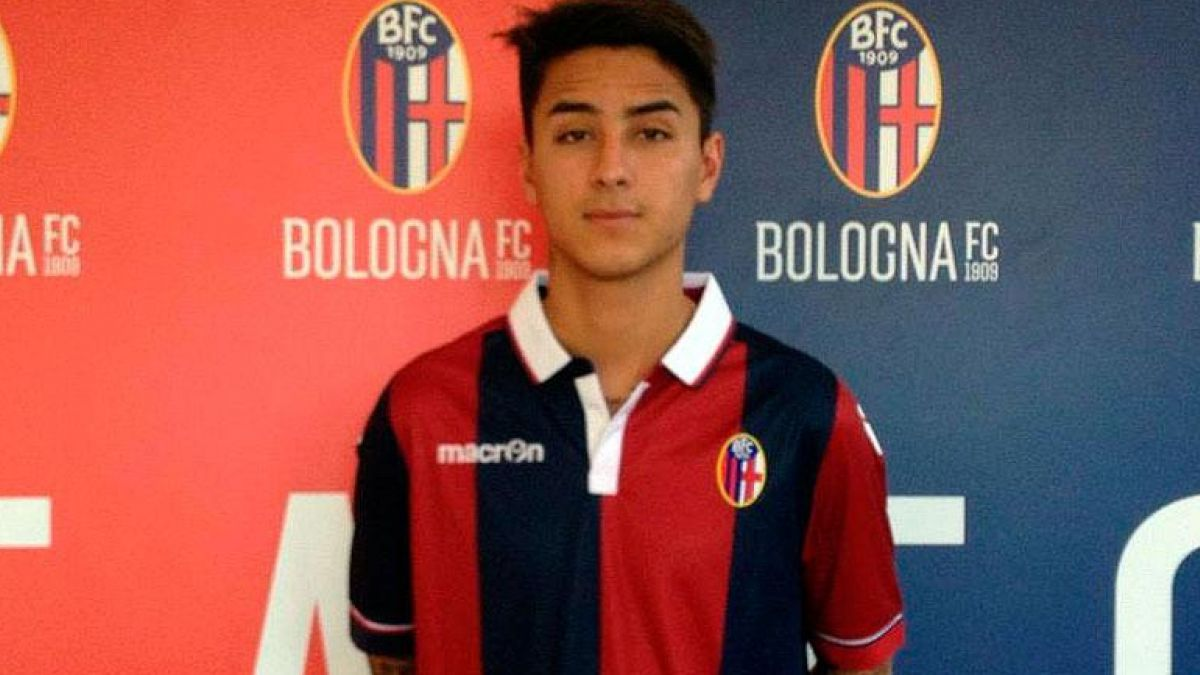 Serie A: Erick Pulgar se estrenó con el Bologna en derrota ante Lazio