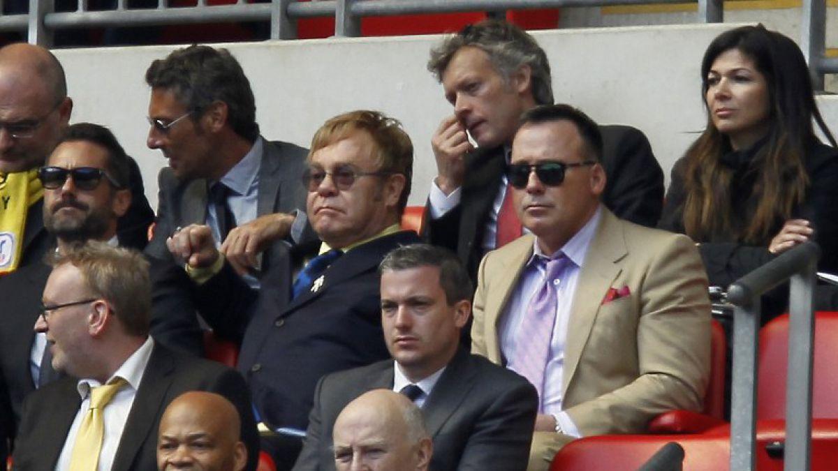 ¿Porqué este sábado es importante para Elton John y su equipo de fútbol?