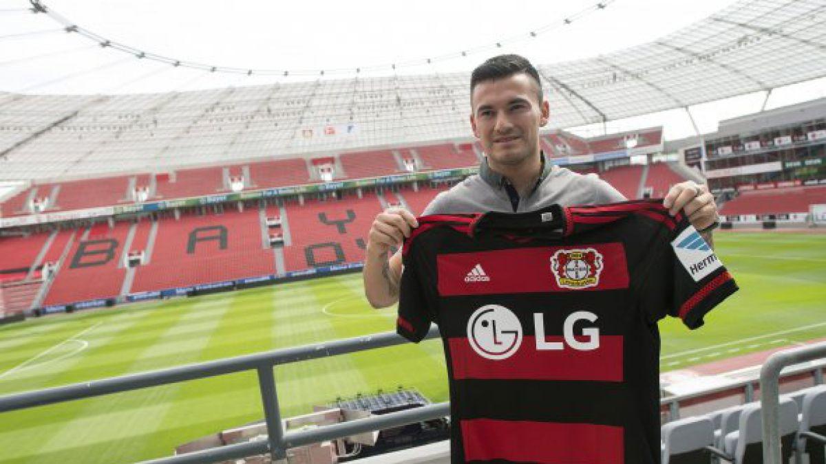 Charles Aránguiz y llegada a la Bundesliga: Mi estilo se ajusta aquí
