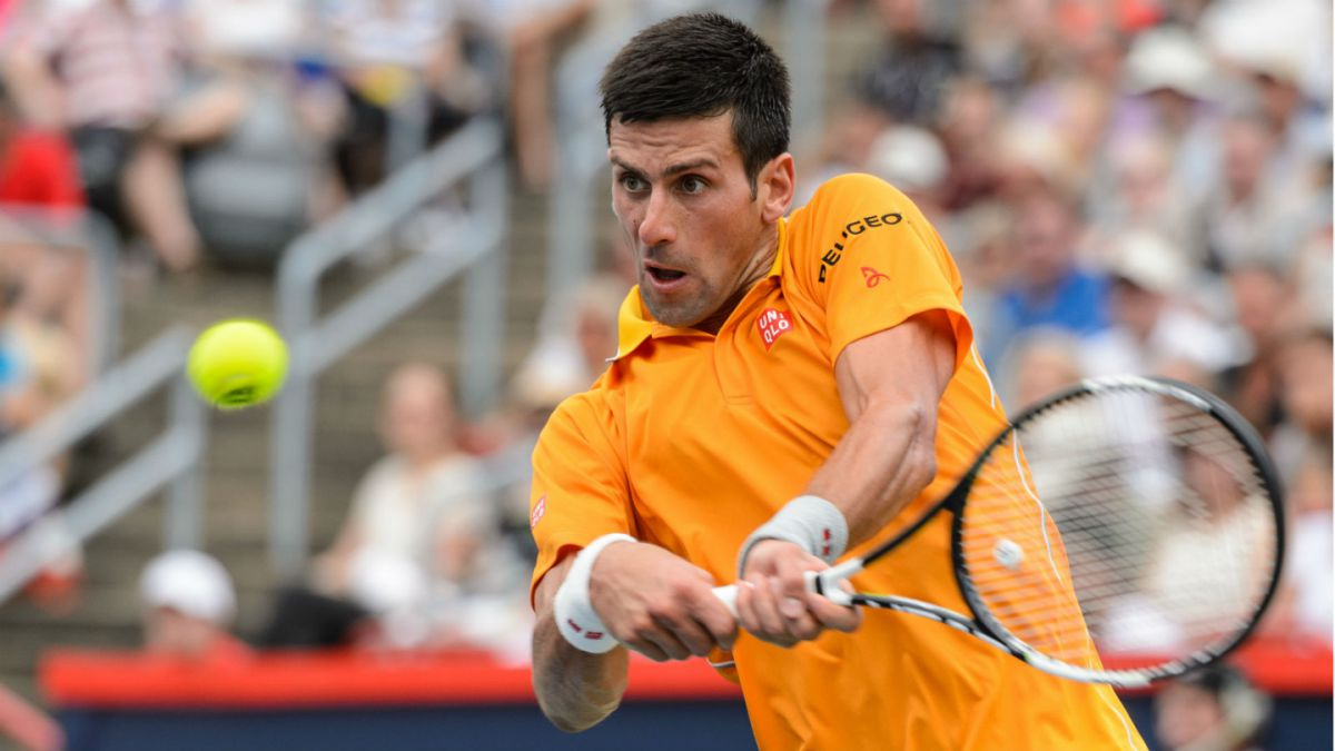 Djokovic avanza a la final de Montreal y buscará su séptimo título del año