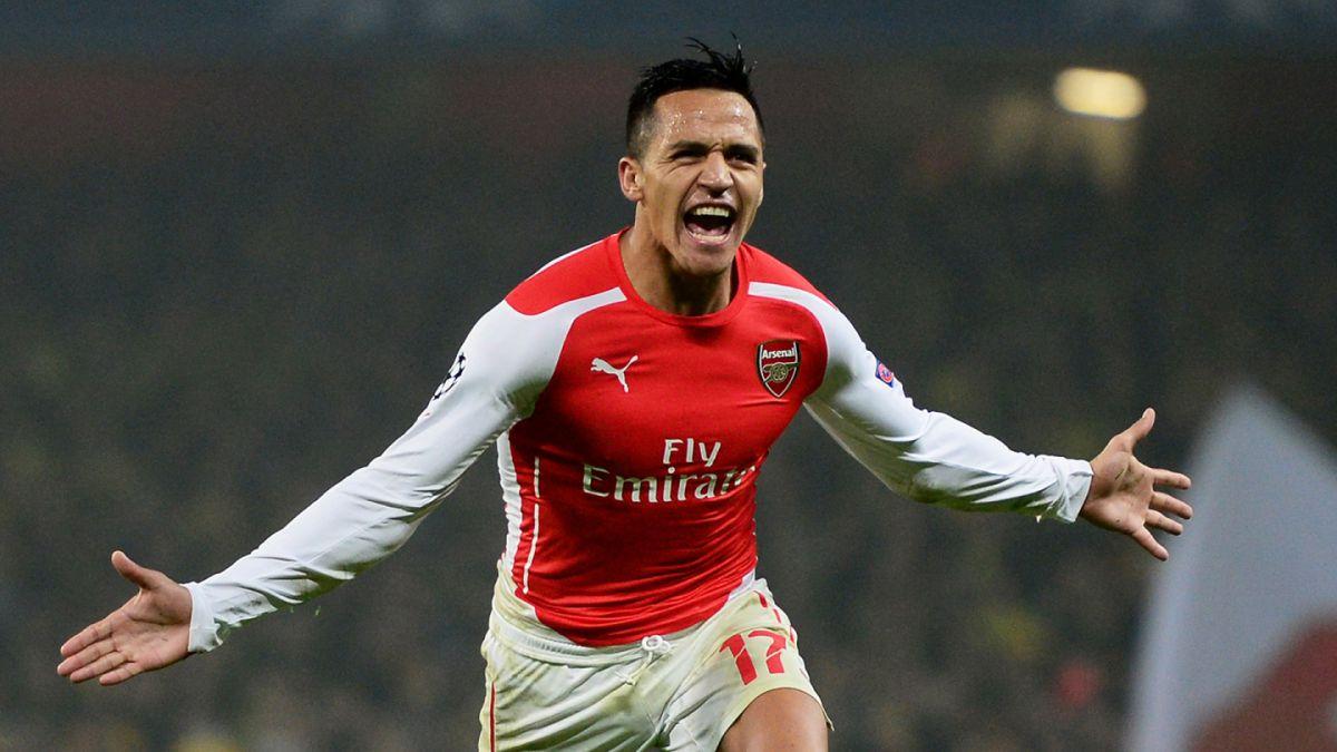 Alexis Sánchez asoma como titular para choque Arsenal-Liverpool en Premier
