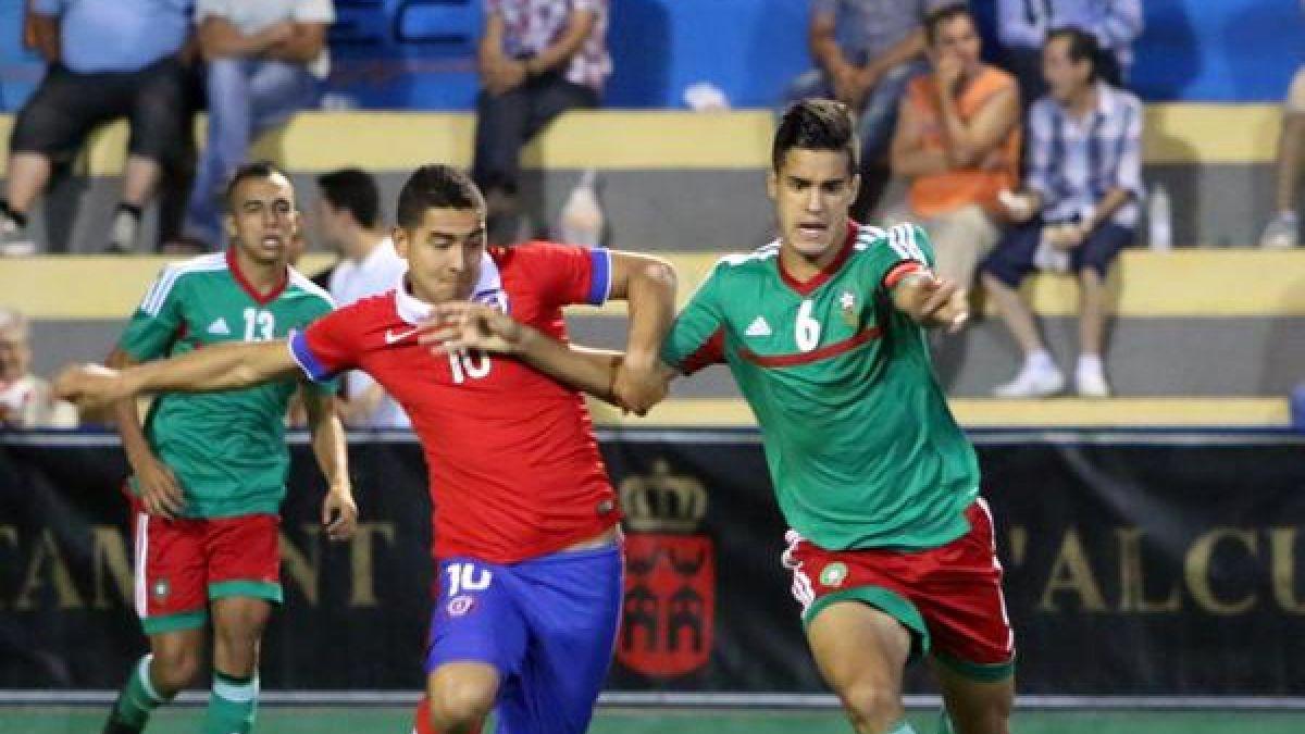 Chile Sub 20 golea a Marruecos y está en semifinales del Torneo LAlcudia