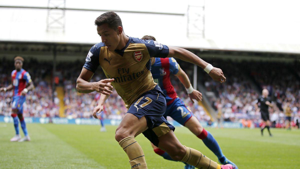 Cabezazo de Alexis Sánchez que genera autogol permite a Arsenal festejar de visita