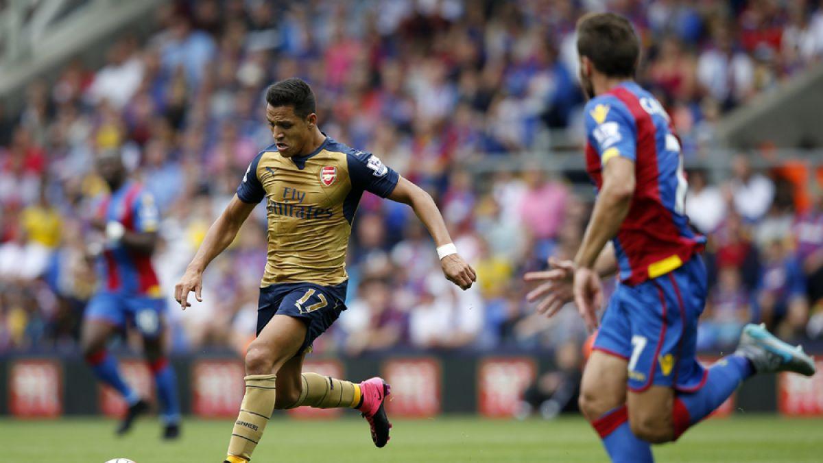 Alexis Sánchez festeja triunfo del Arsenal y es alabado por DT Wegner