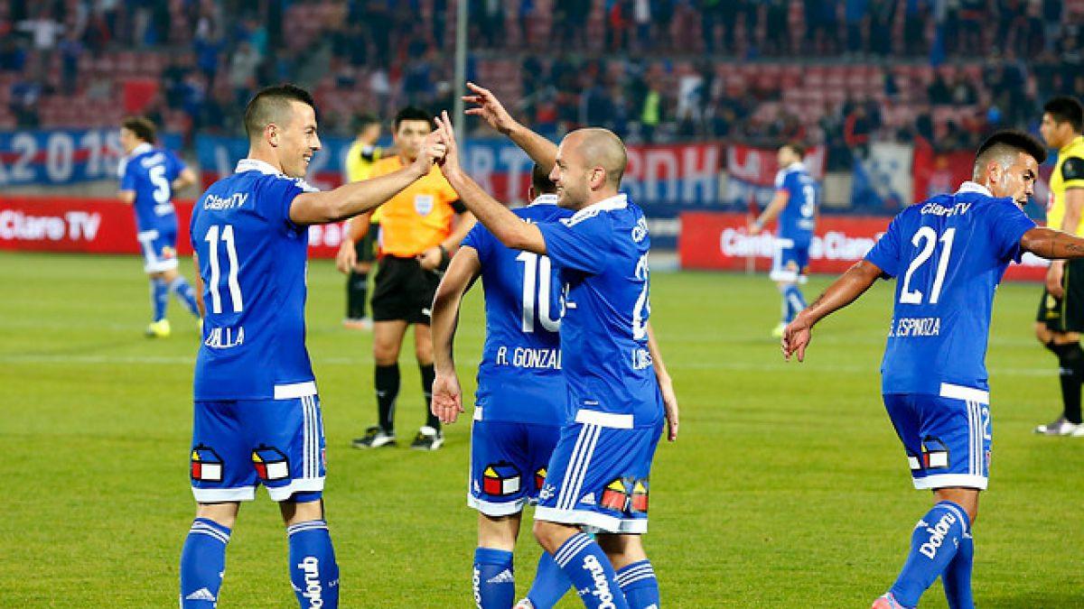 ANFP entrega programación de duelos de ida y vuelta de octavos de Copa Chile