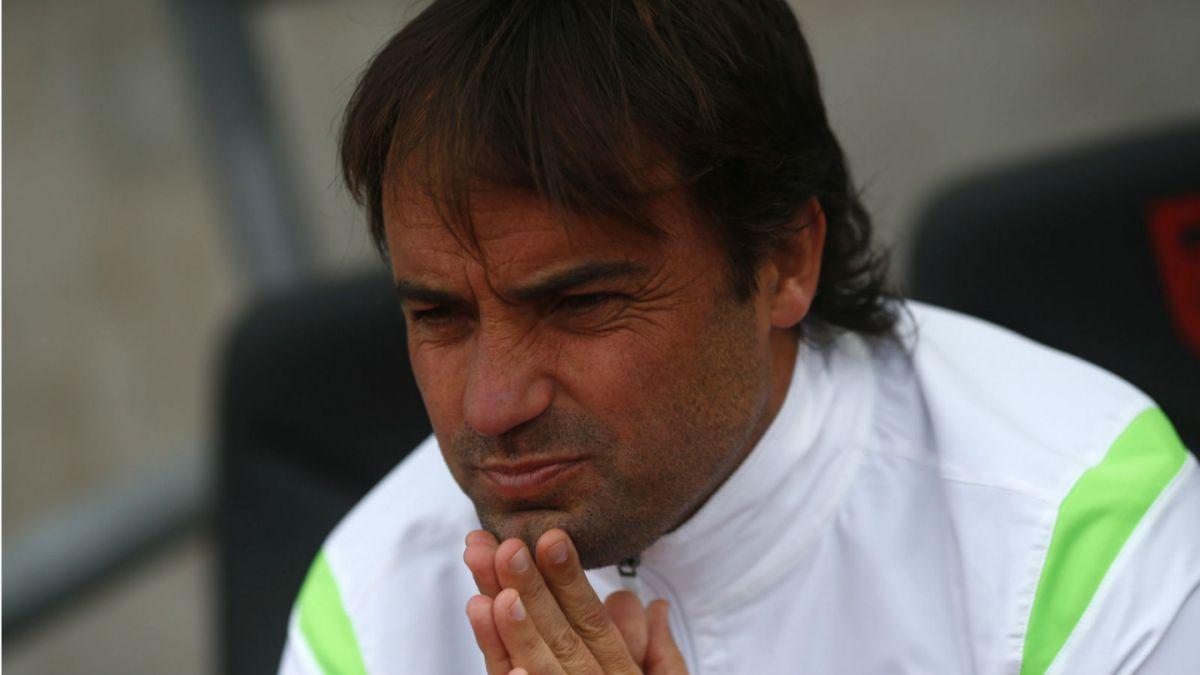 José Luis Sierra: Me gustó el empate de la U con OHiggins