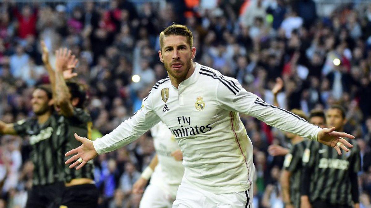 Sergio Ramos extiende su contrato con Real Madrid