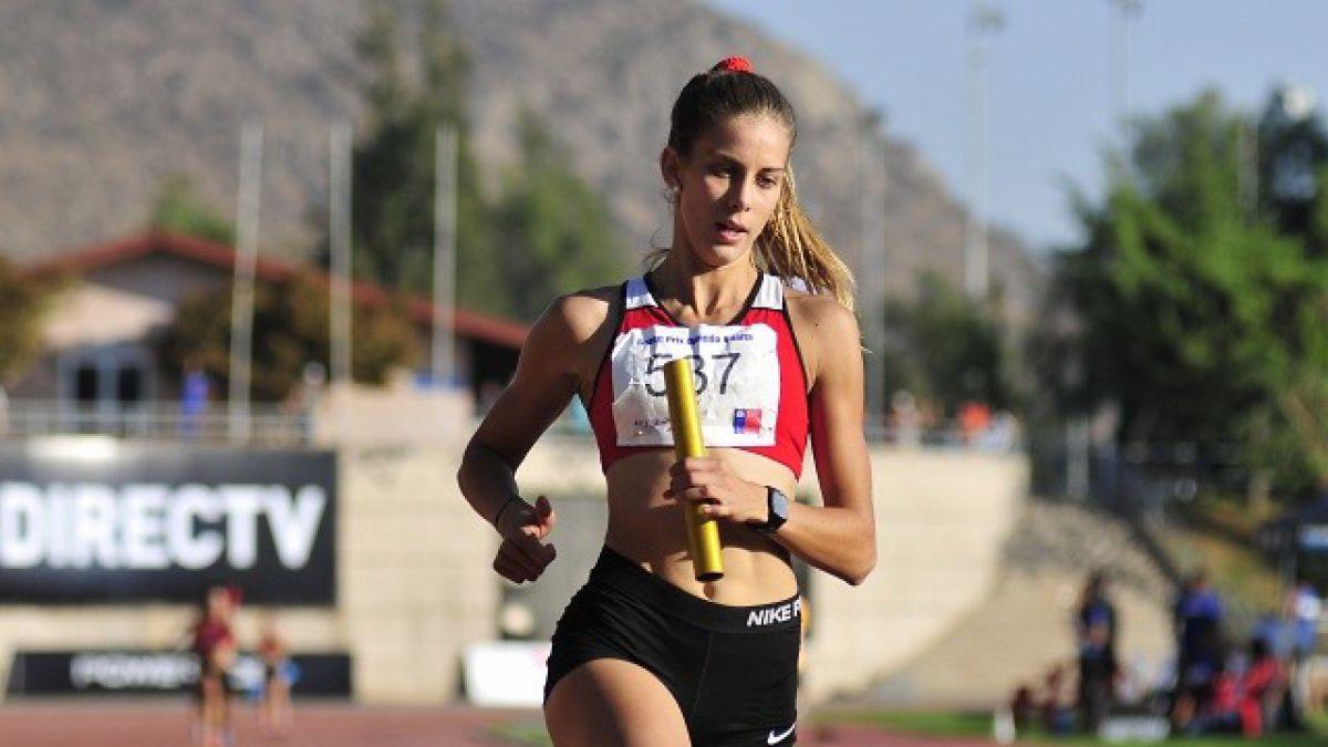Conoce a los 6 chilenos que estarán en el Mundial de Atletismo de Beijing