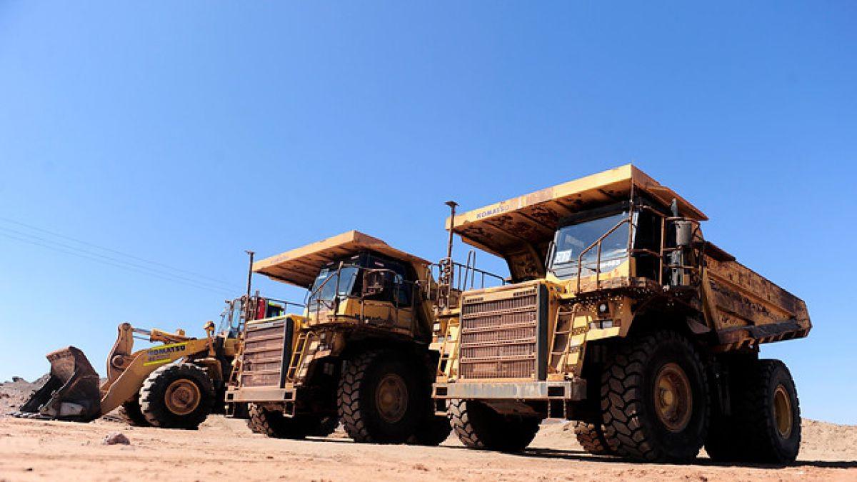 Ganancias de minera Escondida bajaron 42% entre enero y septiembre