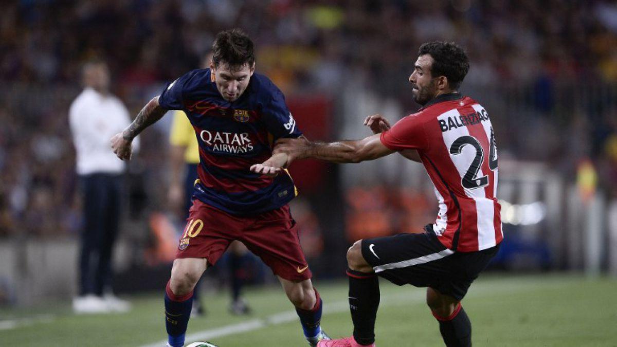 [MINUTO A MINUTO] Barcelona con Bravo iguala ante Athletic y hay expulsados en Supercopa