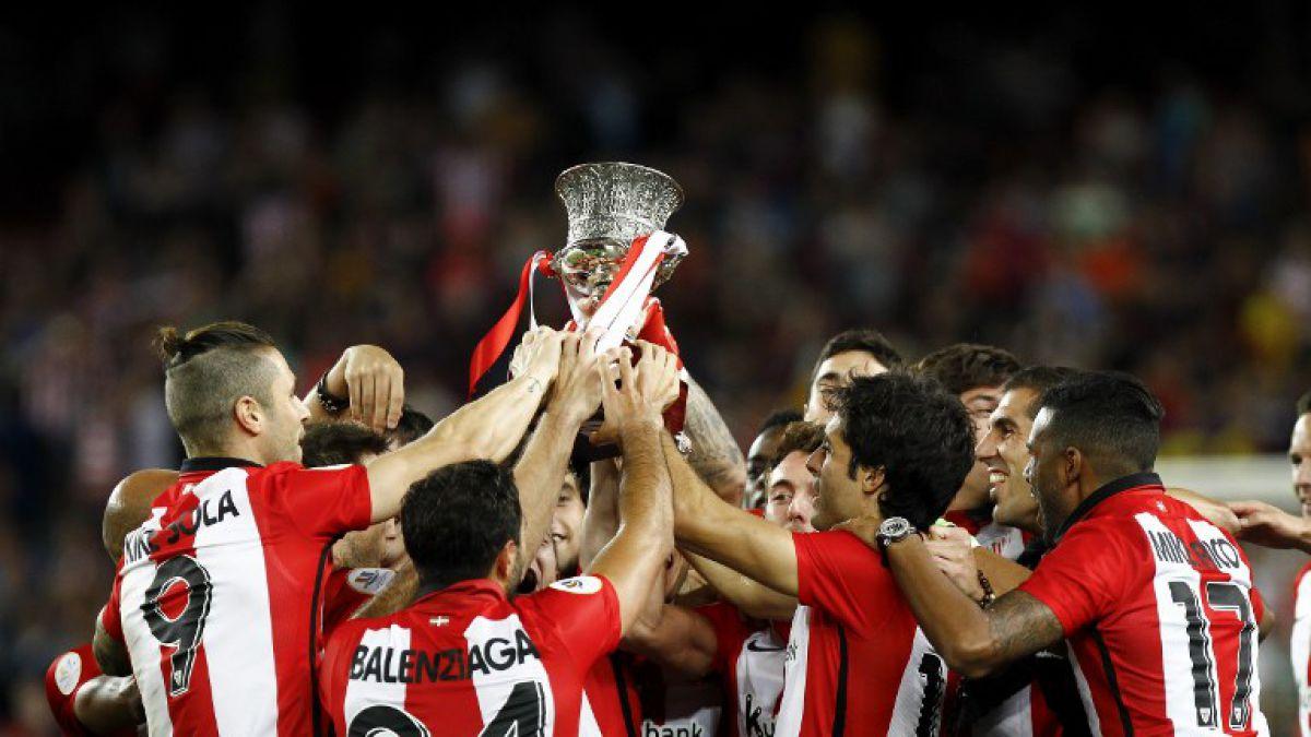 Tras 31 años Athletic de Bilbao vuelve a ganar una copa en España