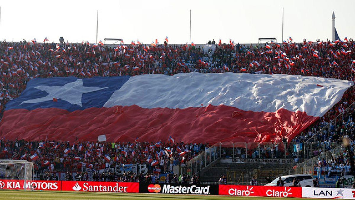 Comienza venta de entradas para amistoso entre Chile y Paraguay