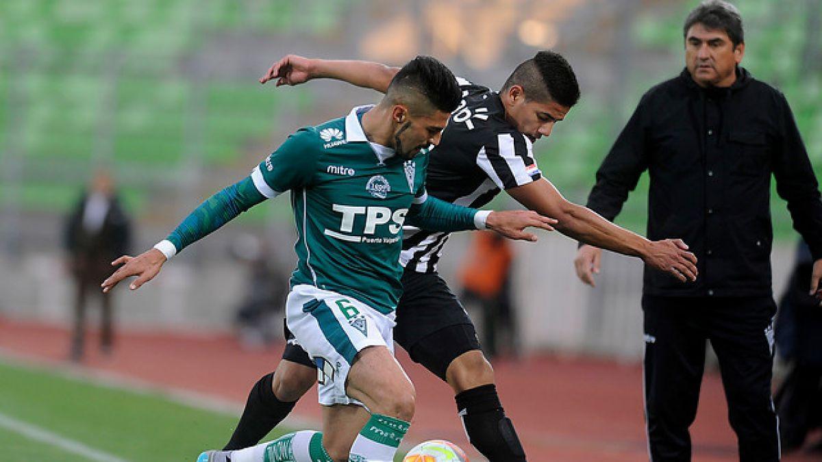 Santiago Wanderers sale a buscar la clasificación ante Libertad en Copa Sudamericana