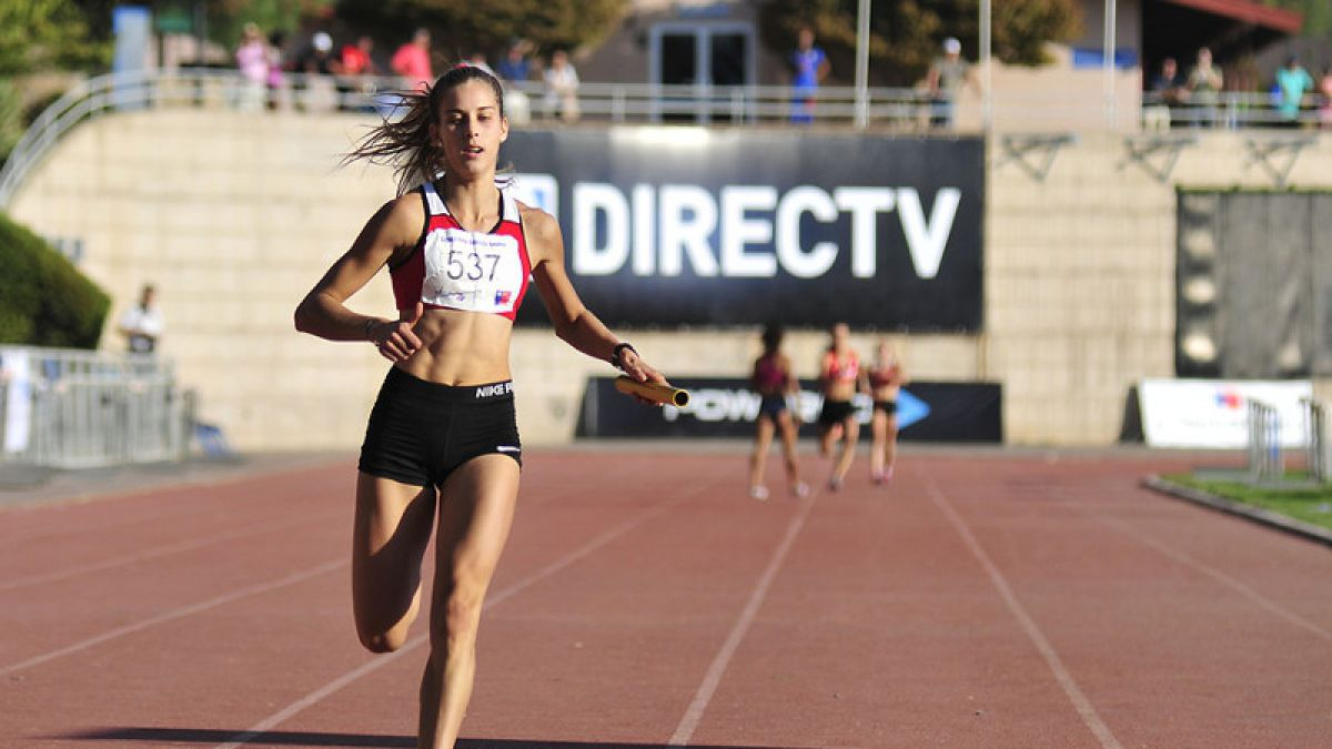Isidora Jiménez llega sexta en los 100 metros y no clasifica a la semifinal de Beijing
