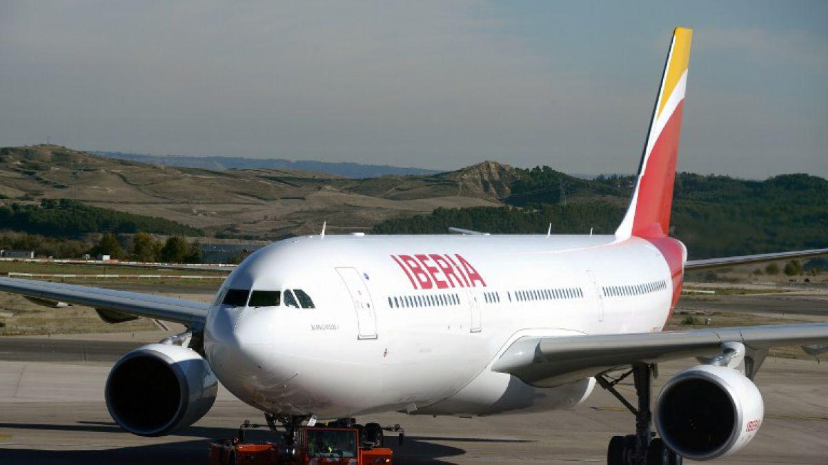 Avión hizo aterrizaje de emergencia por impacto de aves en su motor