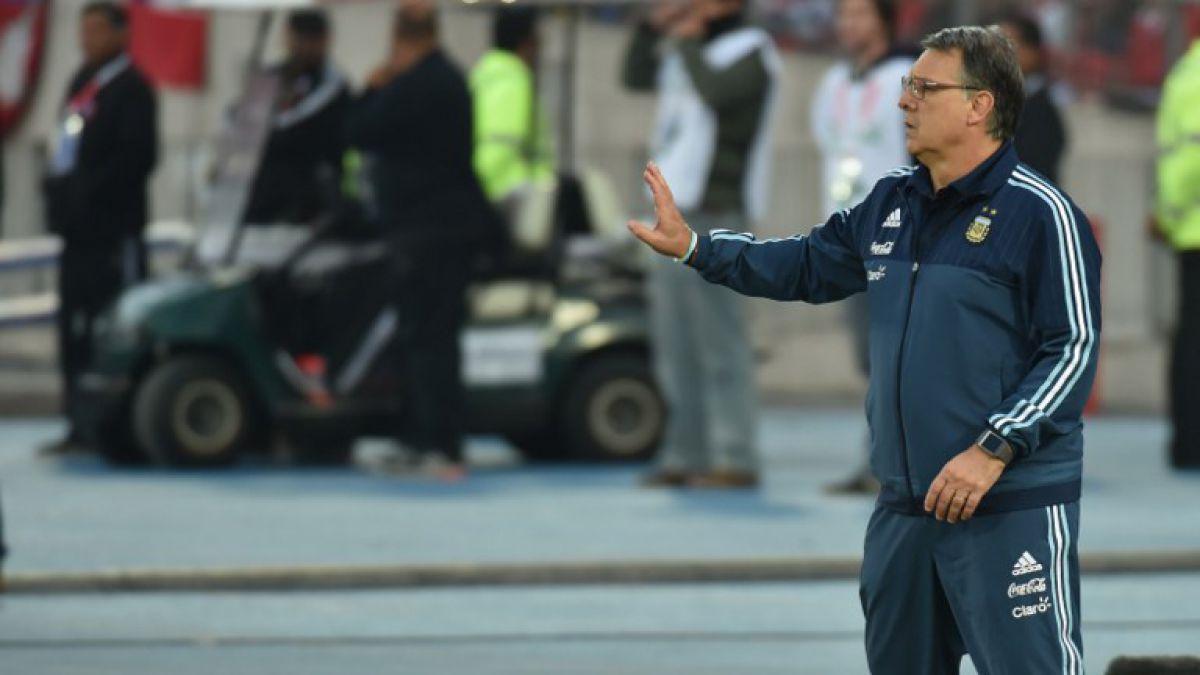 Martino y la final de Copa América: Es la mejor Selección que Chile ha armado en su historia