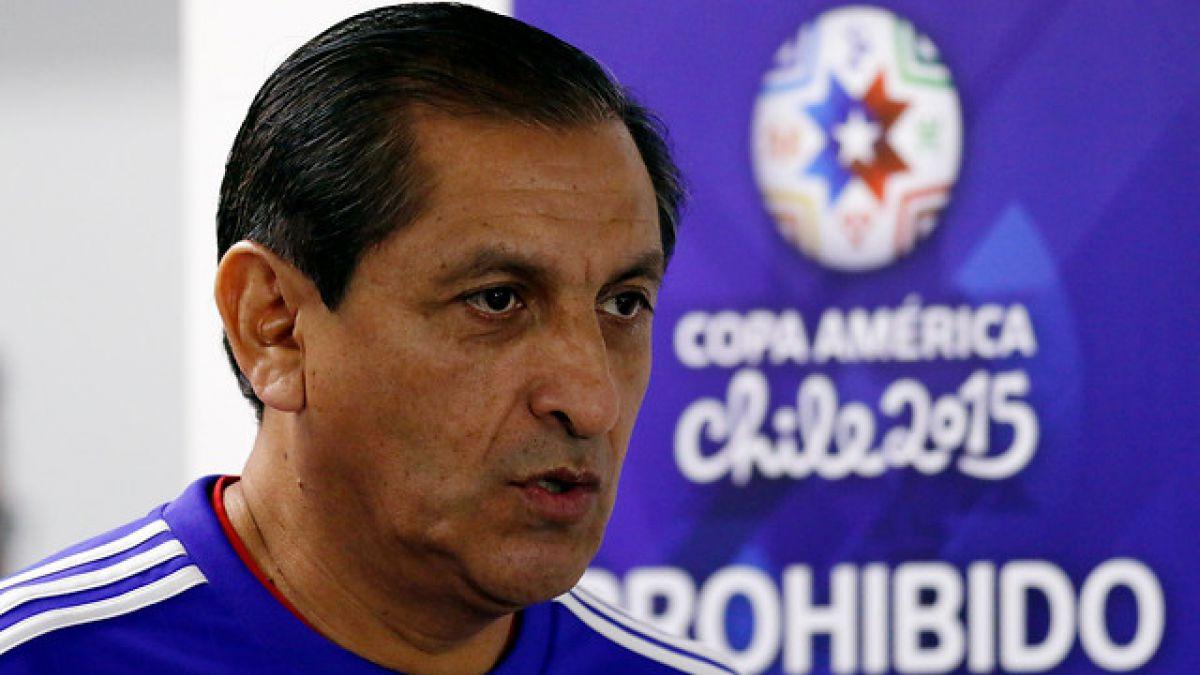 Ramón Díaz no citará a meta Villar para duelo que Chile y apostará por nómina local