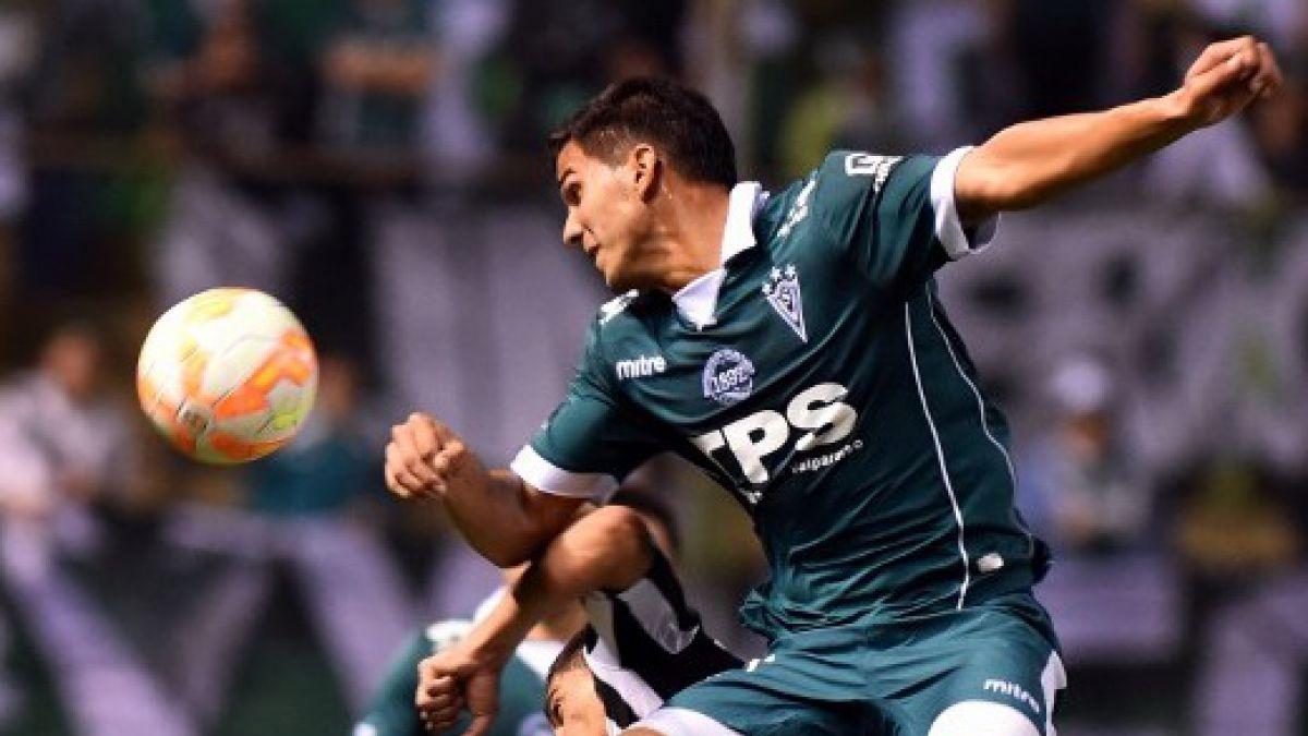 [MINUTO A MINUTO] Wanderers pierde ante Libertad y se despide de la Sudamericana