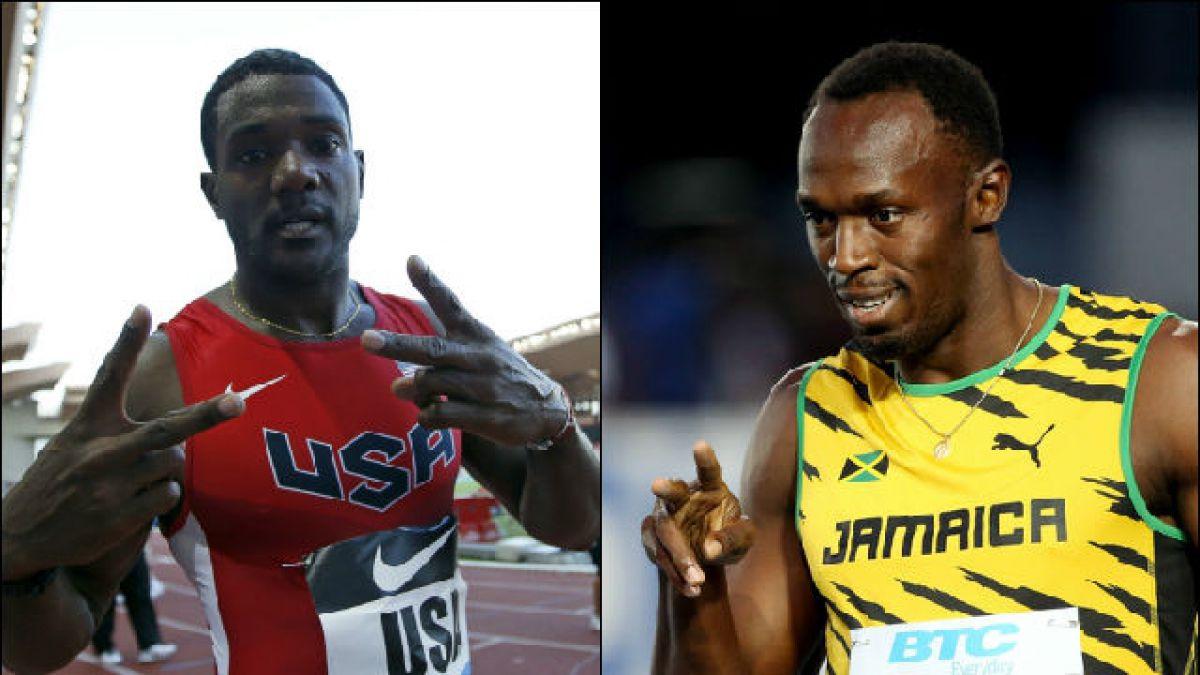 ¿Puede Justin Gatlin destronar a Usain Bolt en el Mundial de Atletismo?
