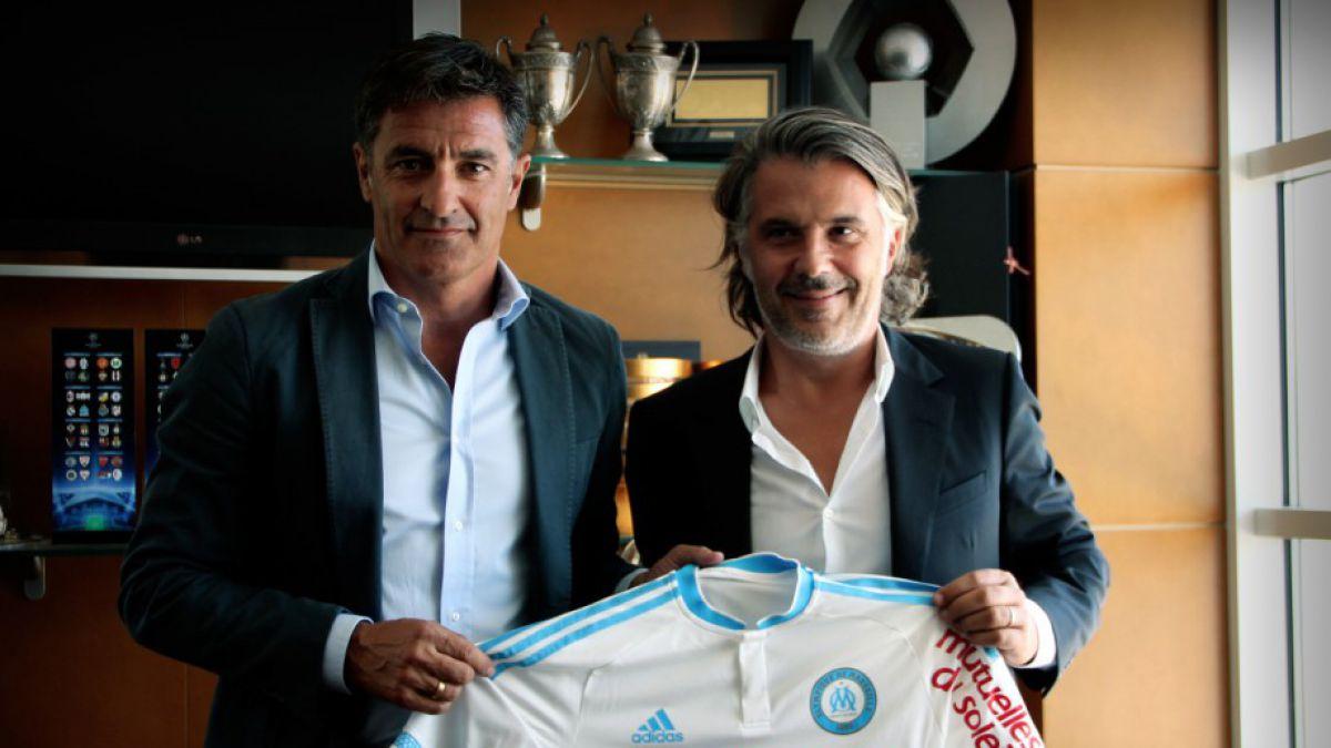 Míchel reemplaza a Marcelo Bielsa como técnico del Olympique de Marsella