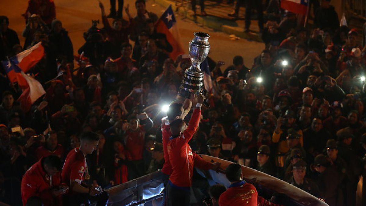 Tour que llevará la Copa América a todo Chile ya tiene calendario