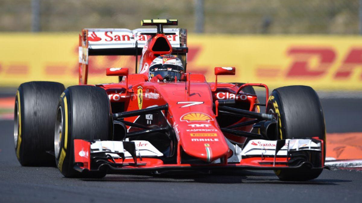 Ferrari renueva a Kimi Raikkonen para la próxima temporada