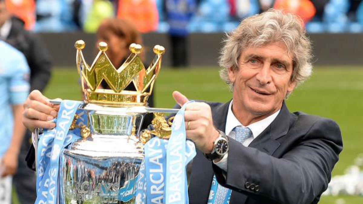 Manuel Pellegrini cumple dos años al mando del Manchester City