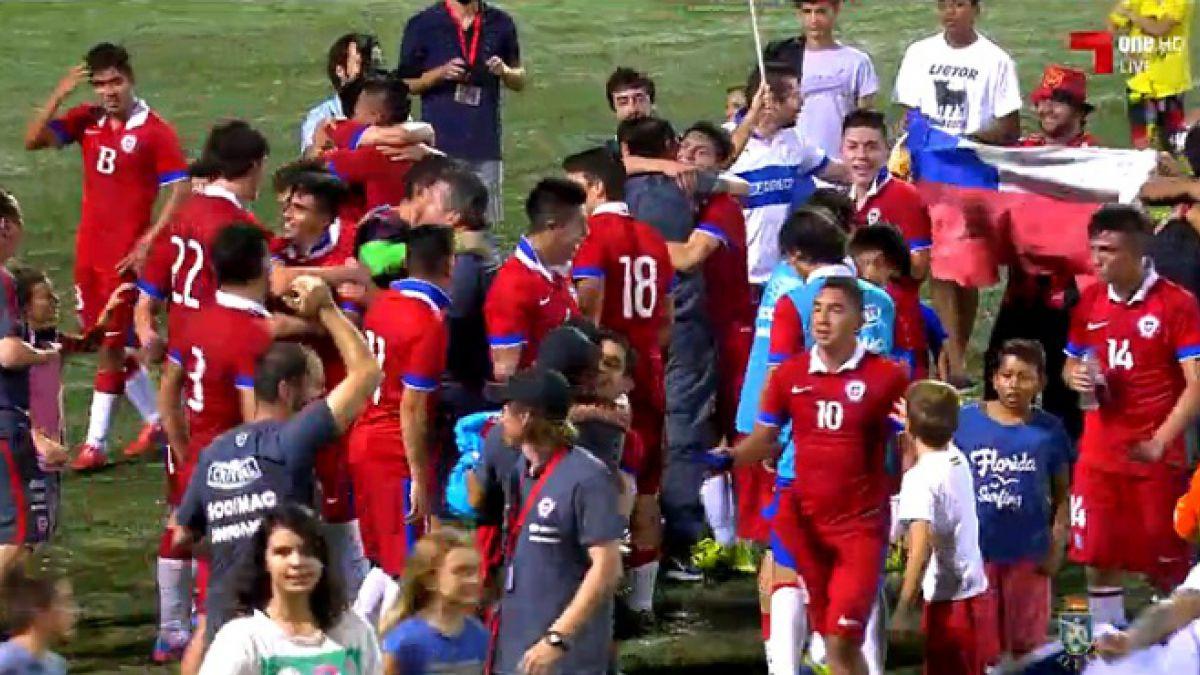 [GOL A GOL] Chile Sub 20 vence a Atlético y es campeón del Torneo LAlcudia
